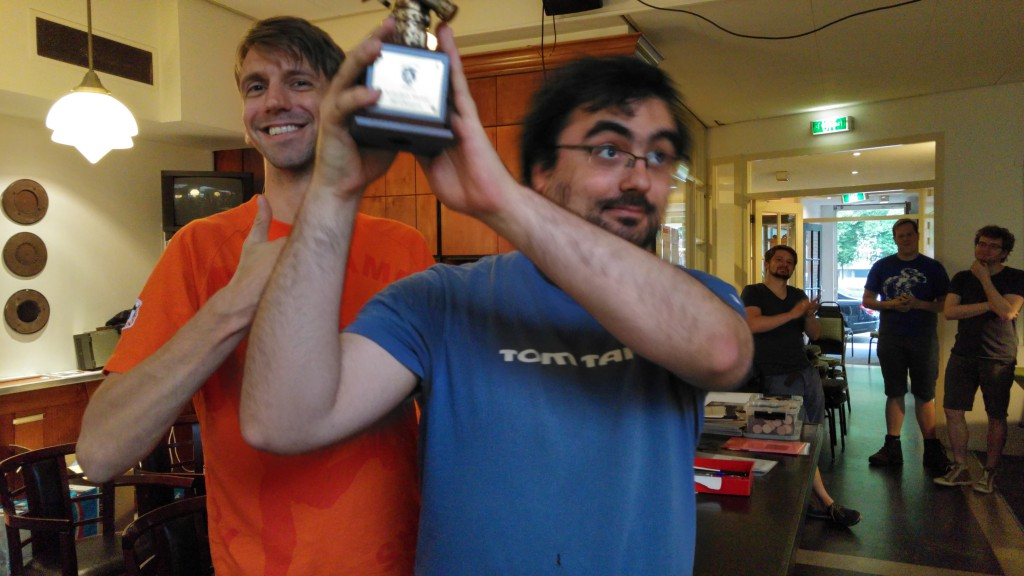 1st prize Sascha